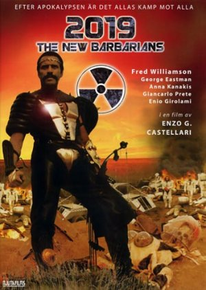 2019 The New Barbarians (1982 Uncut version) NEW R2 DVD