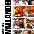 Wallander 14-17 movie box (English subtitles) New DVD
