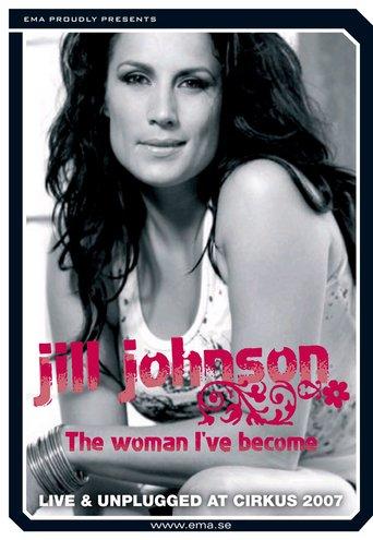 Jill Johnson Live and unplugged at Cirkus 2007 NEW DVD