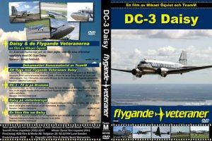 The Flying Veterans' DC-3 Daisy New DVD