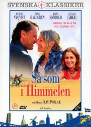 As it is in Heaven (2004 Kay Pollak) NEW R2 DVD