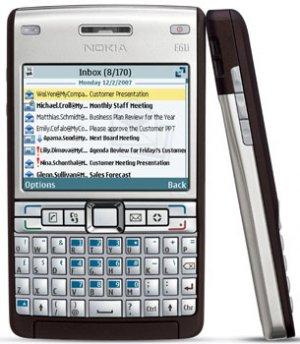 Sigillu Secure Encrypted Phone: Nokia E61i version