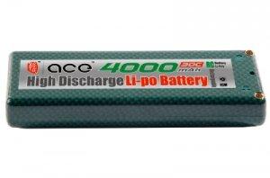 LiPo Battery 2S 4000mah 7.4v