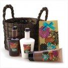 Exotic Fusion Bath Basket