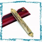 "New 7.3 "" Metal Mezuzah judaica Israel Doorpost Torah"