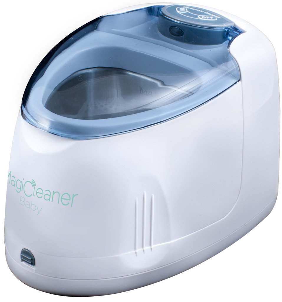 MagiCleaner Baby pacifier Ultrasonic Cleaner Sterilizer