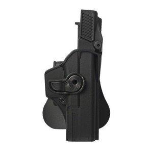 Level 3 Retention Black Holster for Glock 28/31/17/22  Pistols Gen 4 Compatible