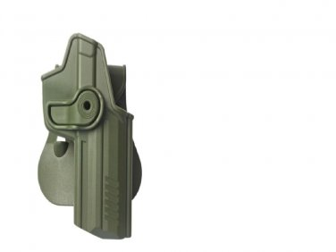 IMI OD green Polymer Retention Roto Holster for Heckler & Koch 45/45c (M1220)