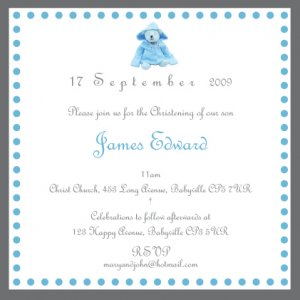 Swearing In Ceremony Invitation Samples | just b.CAUSE