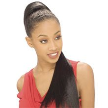 SYNTHETIC INSTANT PONY--YAKI STRAIGHT 22''