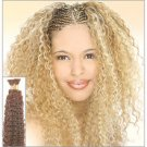 Human Hair Wet & Wavy Braid 12""