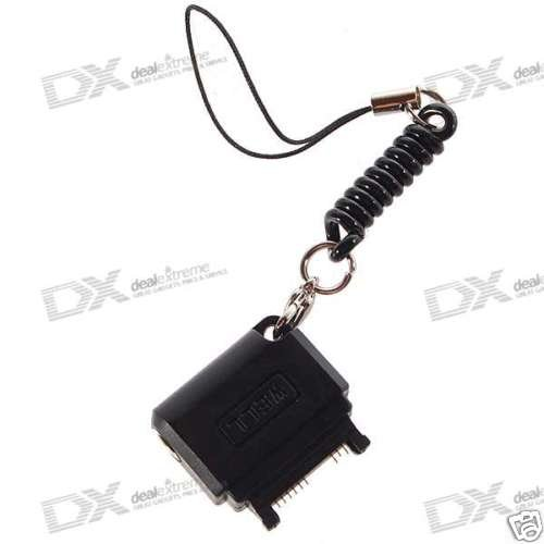 3.5mm  Adapter for Nokia 3250/6230/N70/N73 cell phones