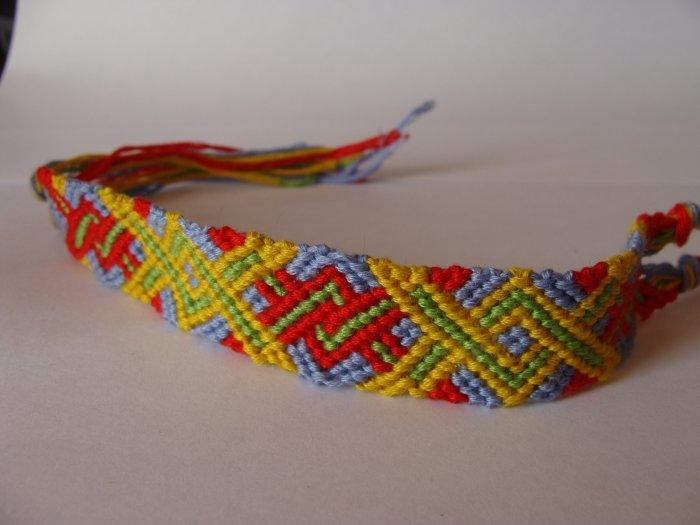 Friendship bracelet #3