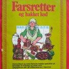 Vintage Danish Hjemmets Farsretter Hakket Kod Softcover In Danish
