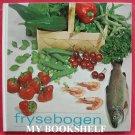 Frysebogen hardcover in danish