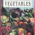 Rodales Vegetables hardcover ISBN 0875965636