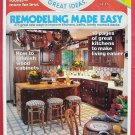 Family Circle remodeling made easy August 1985 issue
