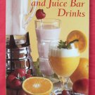 Wellness Shakes and Juice Bar Drinks softcover