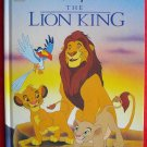 Walt Disney The Lion King hardcover
