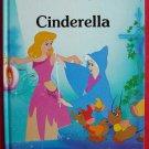 Walt Disney Cinderella hardcover