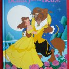 Walt Disney Beauty and the Beast hardcover ISBN 083172434X