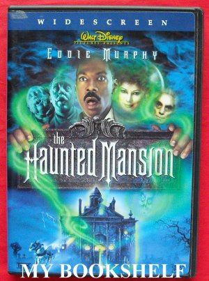Walt Disney's The Haunted Mansion DVD UPC 786936226614