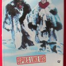 Spies Like Us VHS