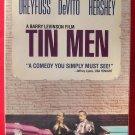 Tin Men VHS UPC 012257571035