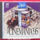 Microsoft Cinemania 95 CD-Rom for Windows