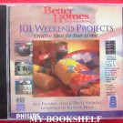101 Weekend Projects CD-Rom for Windows