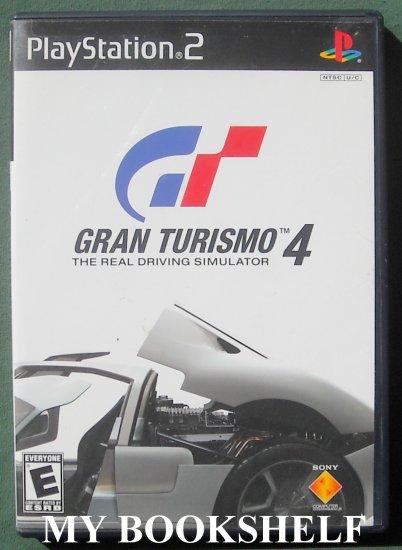 Gran Turismo 4 PlayStation 2 Ps2 game