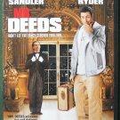 Adam Sandler Mr. Deeds DVD UPC 043396078222