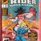Marvel Comics Ghost Rider rides again # 1 1991