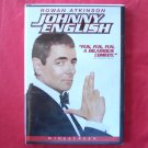 Johnny English Rowan Atkinson Comedy DVD