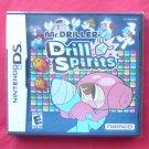 Mr Driller Drill Spirits Nintendo DS Game