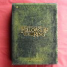 The Lord of the Rings Fellowship of the Ring 4 disc Special Extended DVD