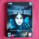 Memento Mori PC DVD game for Windows NIB