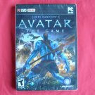 Avatar The Game PC DVD game for Windows NIB