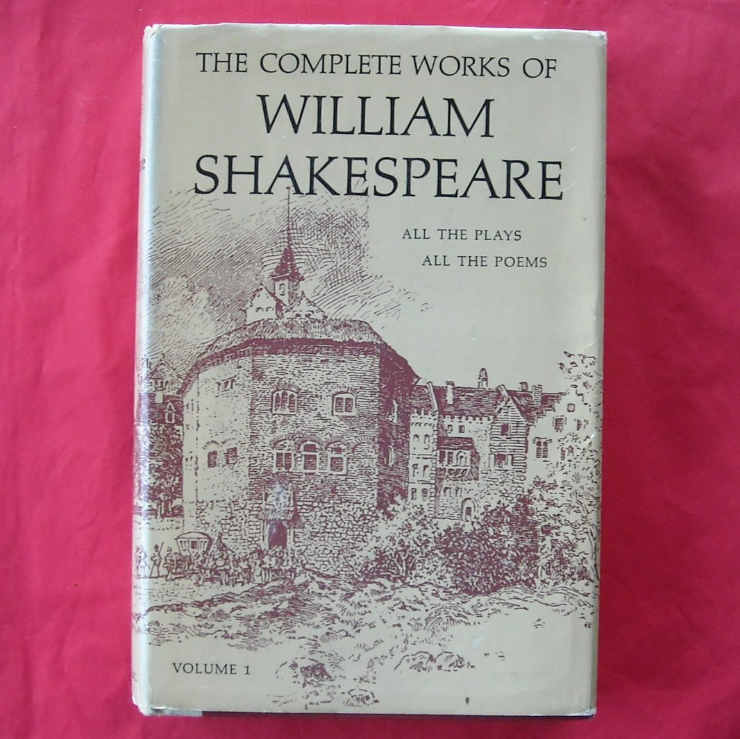 the complete works of william shakespeare The complete works of william shakespeare (abridged) featured three of hlt's most uninhibited actors: robert brown, duane bull, and jim watson.