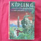 Kipling A Selection of His Stories and Poems by John Beecroft volume 1 hardcover
