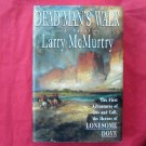 Dead mans walk by Larry McMurtry ISBN 068480753X