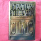 The clinic novel by Jonathan Kellerman hardcover ISBN 0553089226