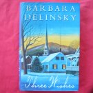 Three Wishes by Barbara Delinsky Hardcover ISBN 0684845075
