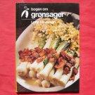 Lotte Haveman in DANISH Bogen om gronsager hardcover