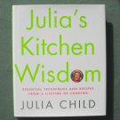 Julia Child Julia's kitchen wisdom hardcover ISBN 0375411518