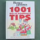 1001 Do It Yourself tips hardcover ISBN 0696204037