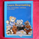 Learn Bearmaking by Judi Maddigan softcover