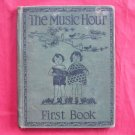 Vintage The Music Hour First Book Hardcover