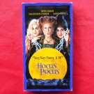 Walt Disney Hocus Pocus VHS ISBN 1558902015
