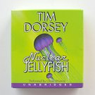 Nuclear Jellyfish Tim Dorsey Oliver Wyman Audio 8 CD Discs